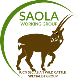 Saola Working Group logo
