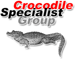 Crocodile Specialist Group logo